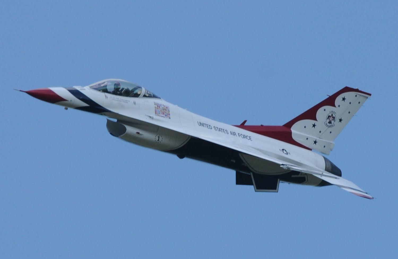 Ohio Area Milcom: 2011 Vectren Dayton Air Show Frequencies