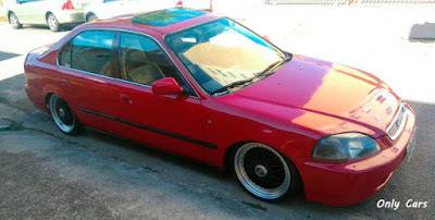 Honda Civic Rebaixado