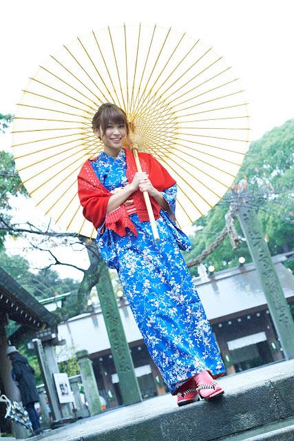 久松郁実 Ikumi Hisamatsu Weekly Georgia No 97 Extra Pics 14