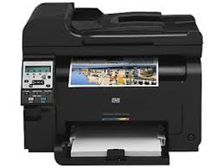 Image HP LaserJet Pro M175nw Printer