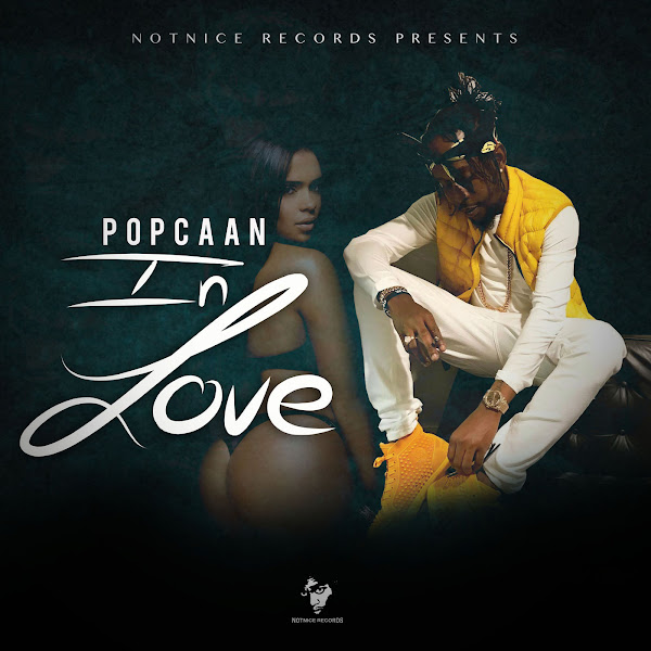 Popcaan - In Love - Single Cover
