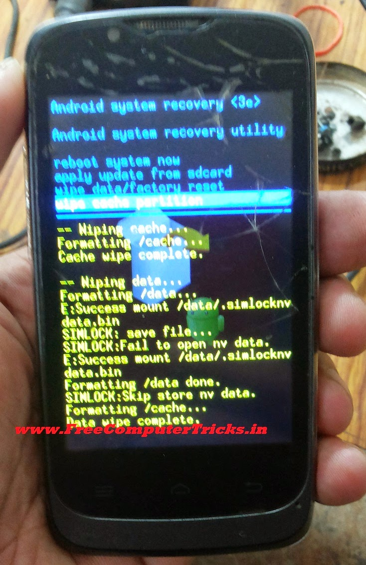Micromax A51 Hard Reset and Pattern Unlock Solved - Free