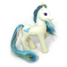 My Little Pony Princess Sapphire Princess Ponies III G2 Pony
