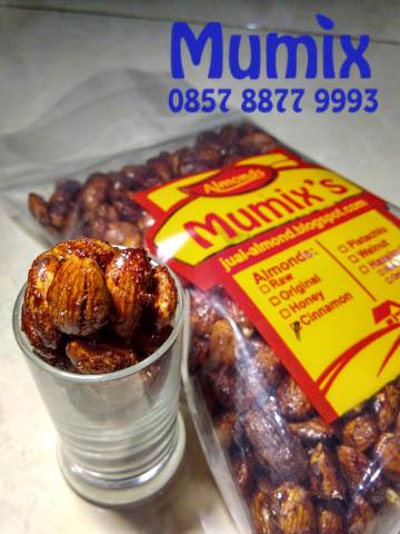 John Farmer – Roasted ( Milk Coated ) Kacang Almond Panggang Oven 250 gr