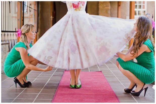 mariage carnaval robe de mariee
