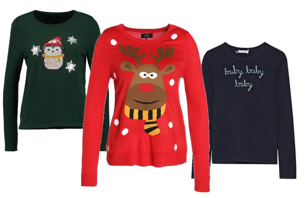 Diese Xmas-Pullover bringen dich in Weihnachtsstimmung! | ANNIE ...
