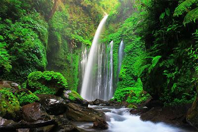 Pulau Lombok tidak hanya populer akan pantainya yang eksotis Inilah 5 Jeram Di Lombok Yang Paling Indah Dan Keren
