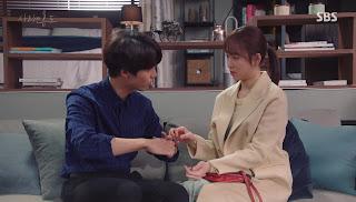 Sinopsis Temperature of Love Episode 39