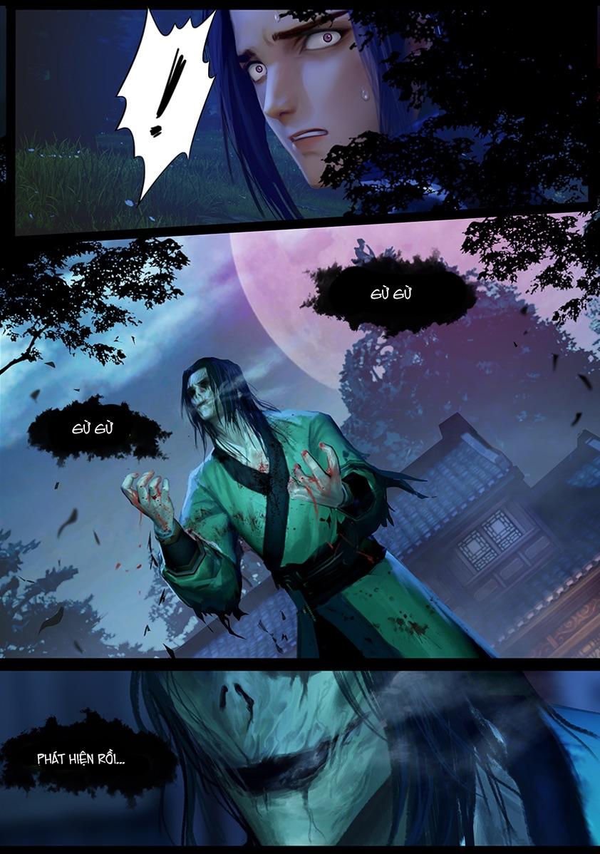 Thủ Mộ Bút Ký - Chapter 36: Quái Tử Tướng - Pic 10