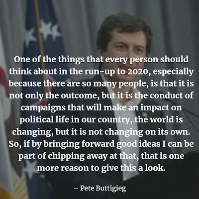 Top Pete Buttigieg Quotes