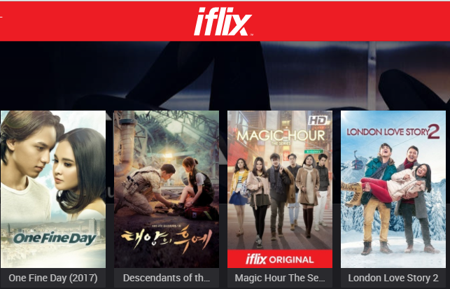 cara download film di iflix