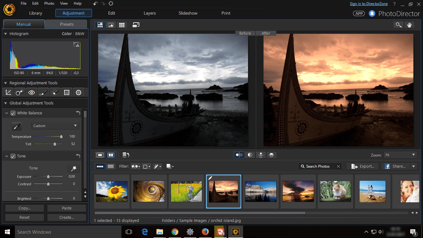 Download Cyberlink PhotoDirector ultra 8.0.2303.4 Full Version Terbaru