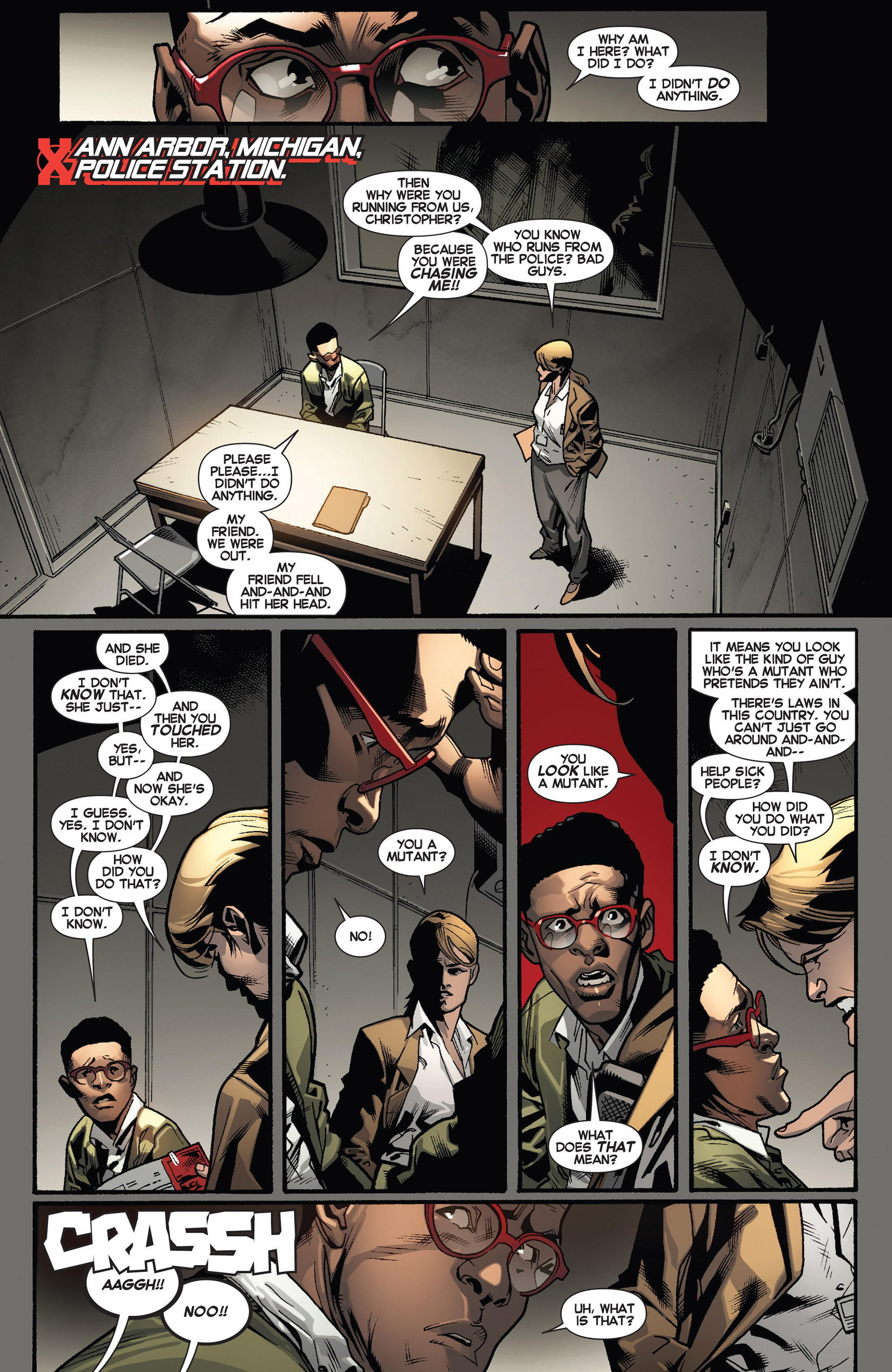 Read online All-New X-Men (2013) comic -  Issue #1 - 13