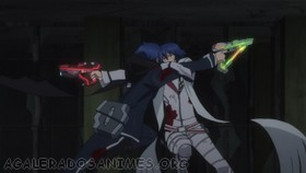 Gunslinger Stratos The Animation 12 online legendado