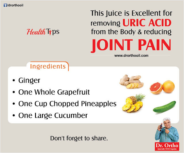 Joint Pain & Uric Acid Solution