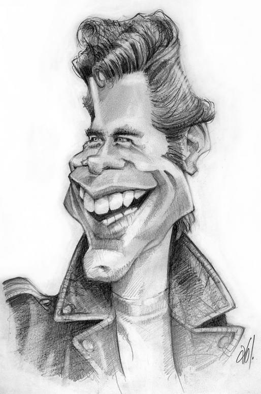 John Travolta por Abel Joachim Crayon
