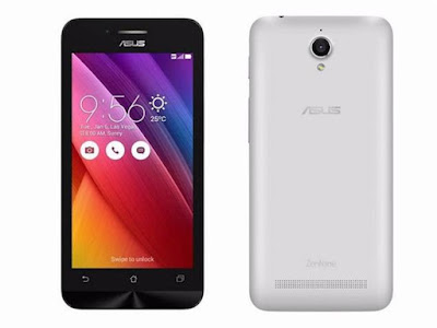 Harga dan Spesifikasi Asus Zenfone Go 5.0 LTE Terbaru 2016