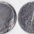 A Very Worn Silver Mercury Dime I Found In A Roll Of Pennies
