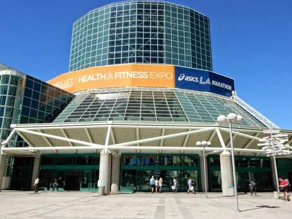 2015 Marathon Expo LA Convention Center