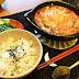 Tom Cooks 20. Soondupu tofu stew and spinach namul