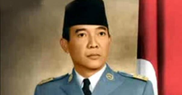 Biografi dan Sejarah Kehidupan Presiden Soekarno  Lutfia