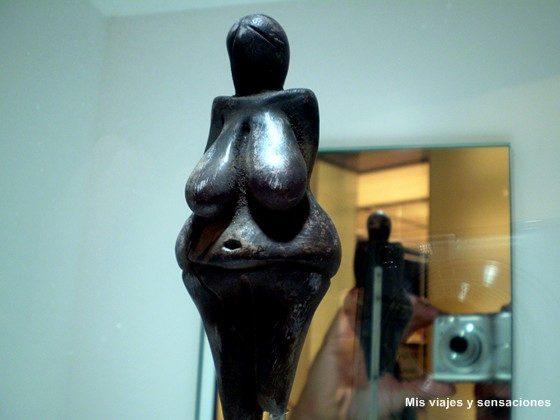 La venus del dolni vestonice, Museo Parque de la Prehistoria, Asturias
