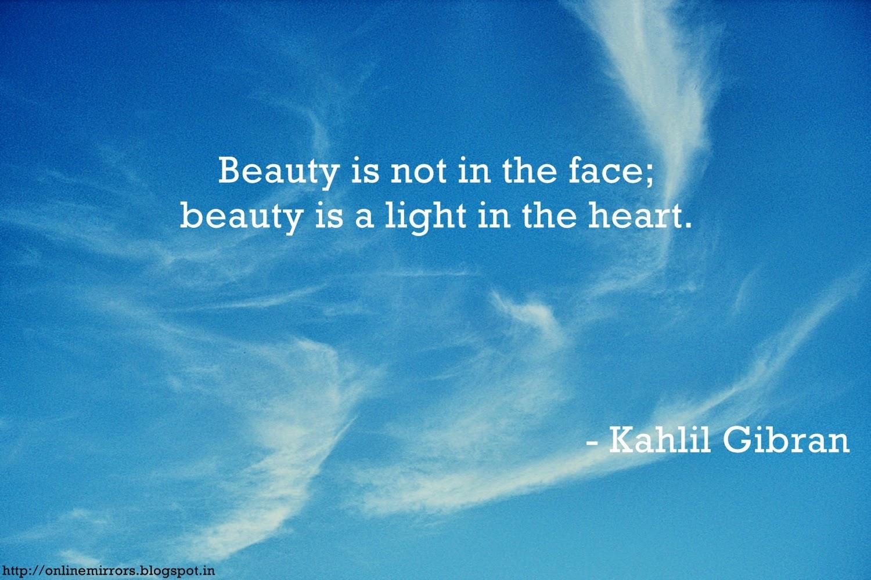 Mirror Online: Top 22 beauty quotes
