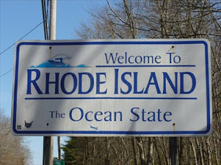Welcome to Rhode Island, The Ocean State