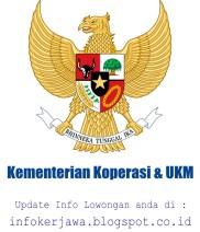 Lowongan Kerja Kementerian Koperasi dan UKM