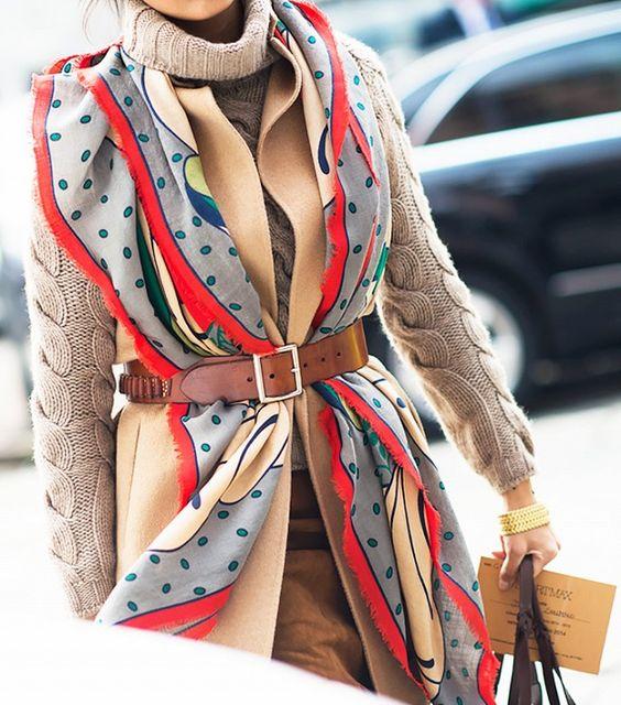 lenço e bandana como usar  Blog Cris Felix