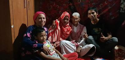 Pernikahan H Paduwai Dan Ani Nurhayani