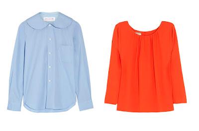 Блузки для типа фигуры прямоугольник