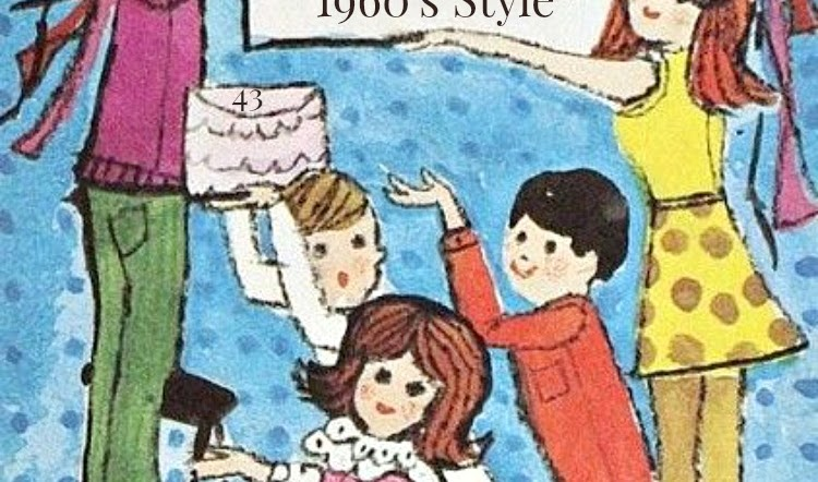 Celebrate A Birthday 1960's Style