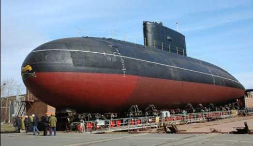 Kapal Selam Angkatan Laut India Menunggu DPP Sebelum Melanjutkan Prpoyek Kapal Delam