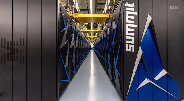 The World's Most Powerful Supercomputer Is an Absolute Beast