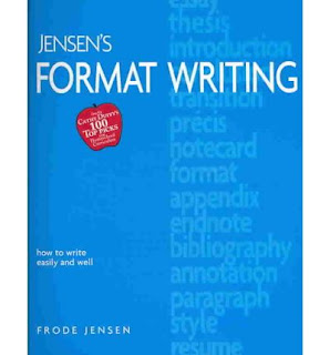 http://www.bookdepository.com/Jensen-s-Format-Writing/9781886061293