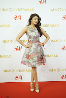 Pranitha Subash in lovely Flower Print Sleeveless Short dress ~  Exclusive 023.JPG