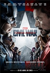 Civil War - Capitan america