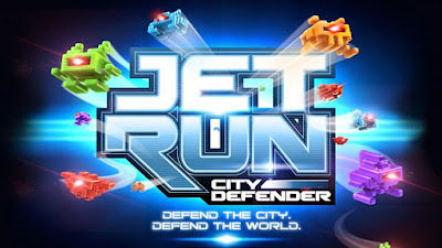 Download Game Android Gratis Jet Run: City Defender apk + obb