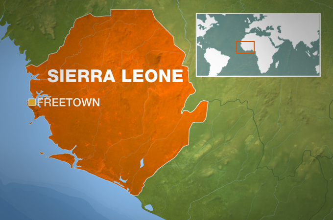 Sierra Leone schools for pregnant students raise questions
