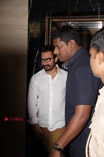 Bollywood Actor Aamir Khan Birthday Party Celetion Stills  0001.JPG