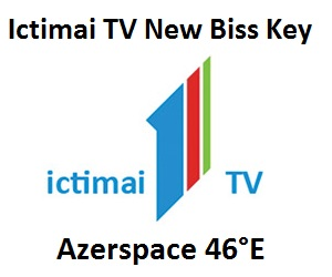 Ictimai TV New Biss Key on Azerspace 46°E