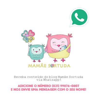whatsapp Blog Mamãe Sortuda