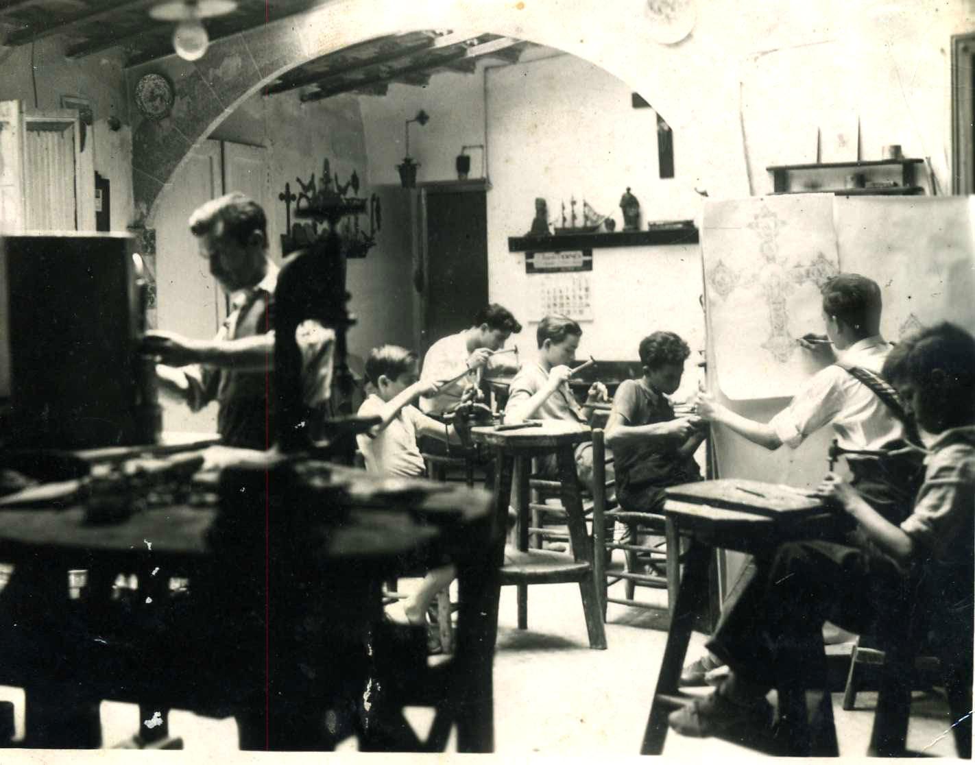 El taller de la muralla el carmen - El taller de pinero ...