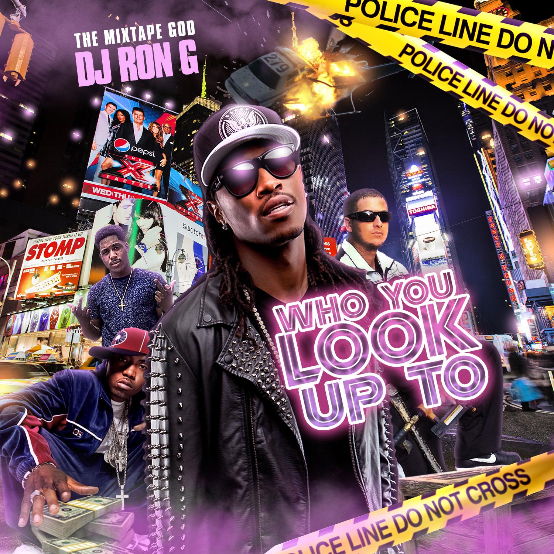"""Cardi B Mixtape: Dj Ron G - """"Who You Look Up To"""" Mixtape"""