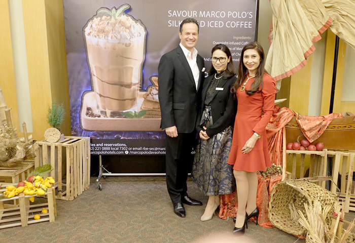 Marco Polo unveils new signature drink - The Silk Road Iced Coffee