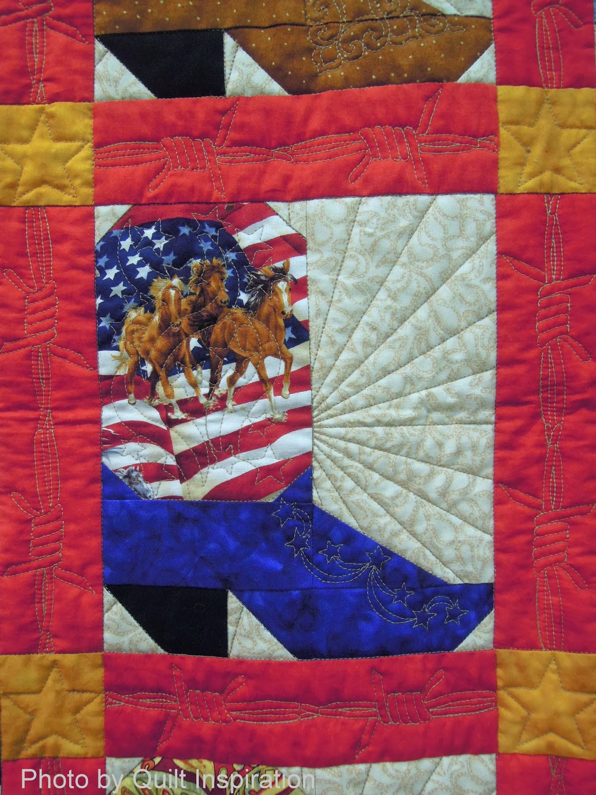 Quilt Inspiration Highlights From The 2014 Tucson