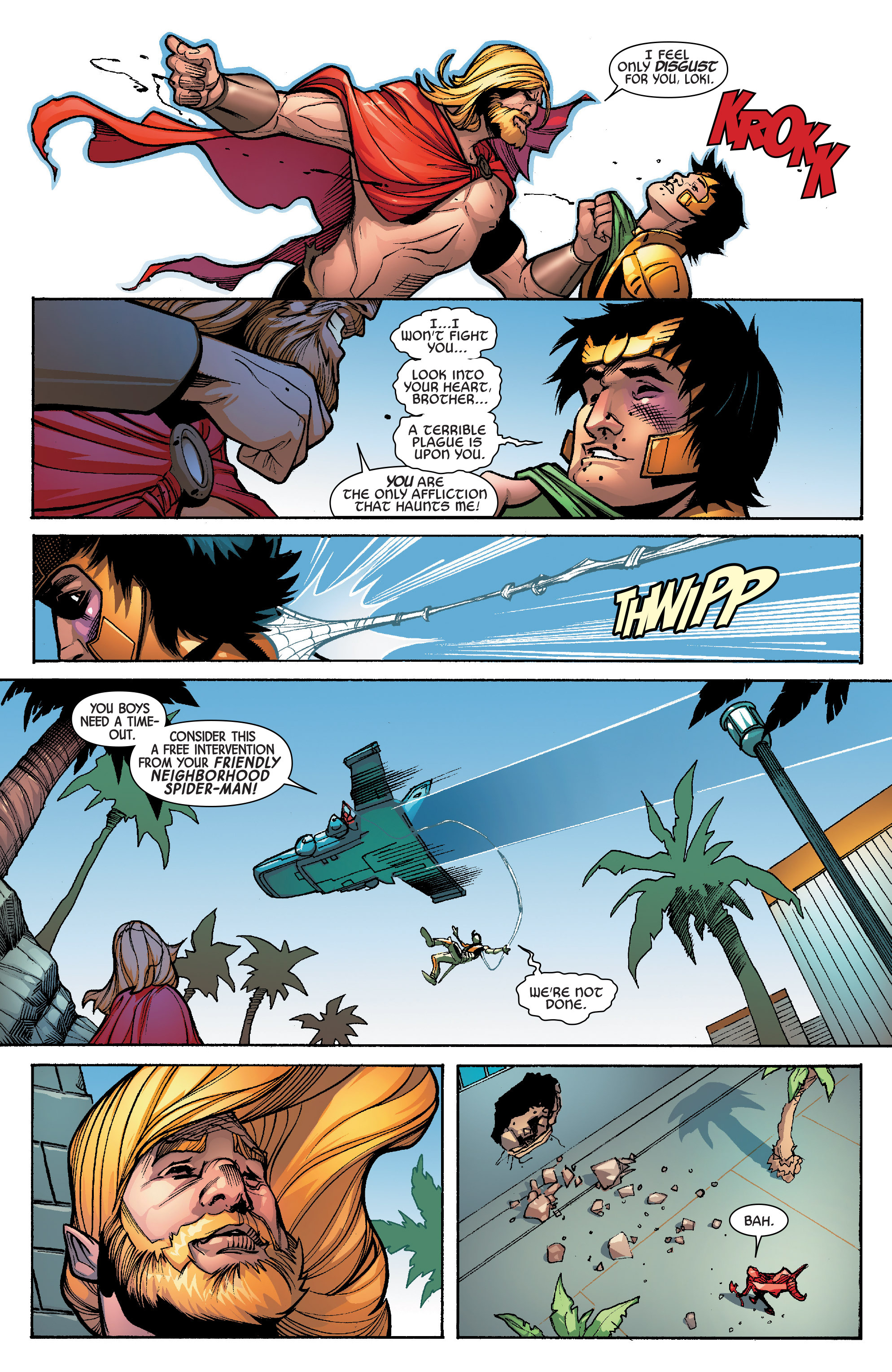 Read online Avengers & X-Men: AXIS comic -  Issue #6 - 22