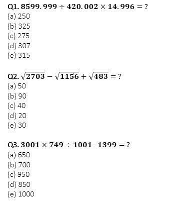 number series pdf for sbi clerk 2018