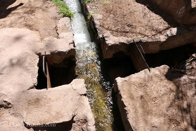 Abastecimento de Água - Toconao